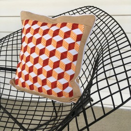 Fabric Woven Pillow