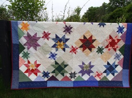 Star in a Star Quilt