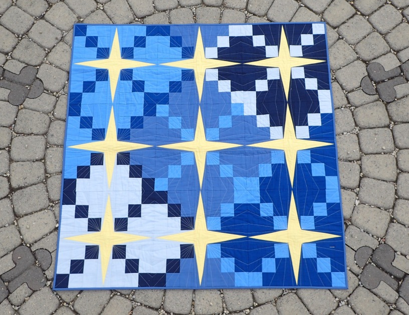 Urban Twinkle Quilt