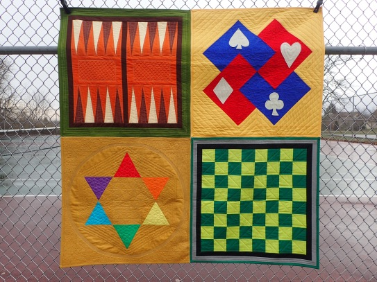 Game Night Quilt