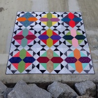 Lucky Point Quilt