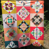 Made by IG: @midnightmoonquilts